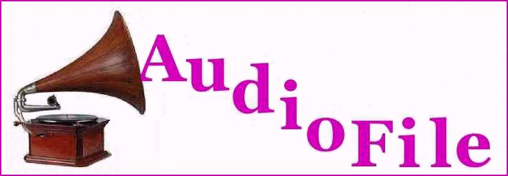 AudioFile logo and link to the website.