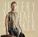 "Jeffery Straker ""Vagabond"" CD cover and website link."