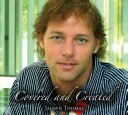 "Shawn Thomas ""Covered and Created"" CD cover."